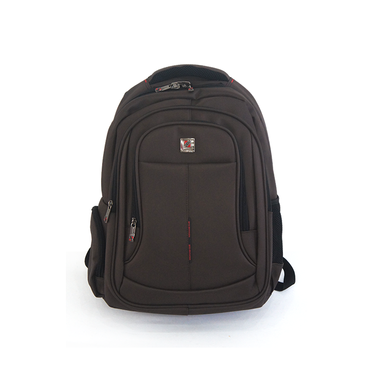 High Quality Fashion polyester laptop bag backpack laptop trolley bag