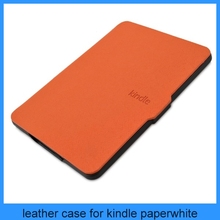 Ultrathin Series Leather Case Cover For Kindle Paperwhite Case