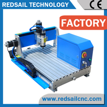 mini desktop 3d cnc engraving machine / mini cnc router price from China supplier Redsail