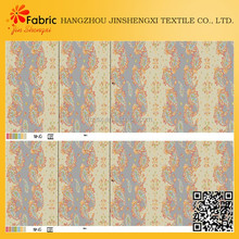 Trade assured bed sheeting elegant custom printed cotton fabric