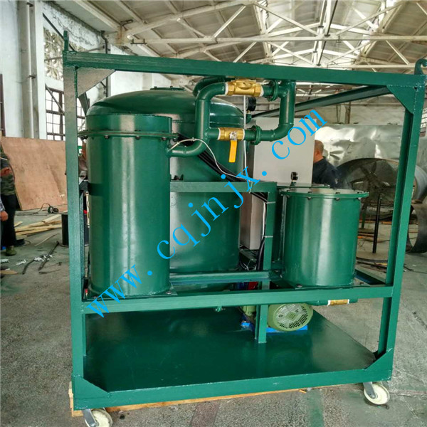 energy saving waste transformer oil purifier