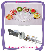 factory price lollypop candy making machine/lollipop production line for hard candy machine