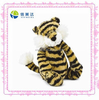 soft toy tiger pattern