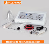 6 in 1 Facial vacuum ultrasonic breast enlargement high frequency spray machine