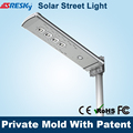 Manufacturer Supplier high quality solar street light with pole With Good Service