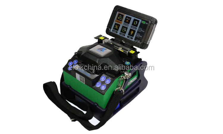 fusion splicer machine alk-88a fusionadora de fibra optica alk-88a optic splicer