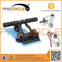 Gymnastic Exercise Equipment Triangle AB Wheel