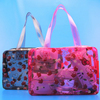 2016 New Design High Quality Ladies Fashion PVC cheap promotion pvc tote bag beach bag