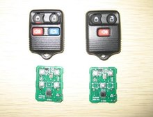 3 ,4 button remote key for ford and key remote controller and car key blank