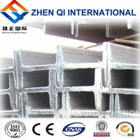 China Supplier i-beam standard length steel i beams sizes for sale