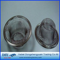 galvanized or ss perforated mesh roll used for filter DSY
