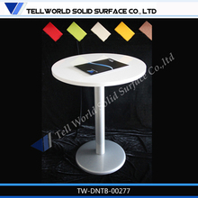 seamless joint circle Customize fastfood table