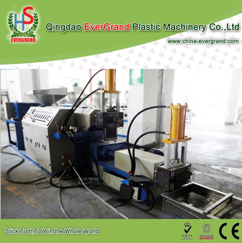 Feed pellet extrusion machine Extruding pvc pelletizer units