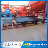 Copper Separation Gold Shaking Table For Gold Concentration