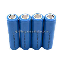 supplier battery terminal 18650 3.7v 1300mah rechargeable battery pack