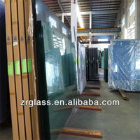 High quality reflective glass sheet