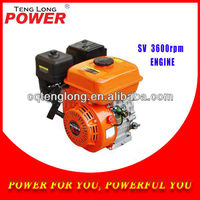 Low consumption fuel lister type diesel engine