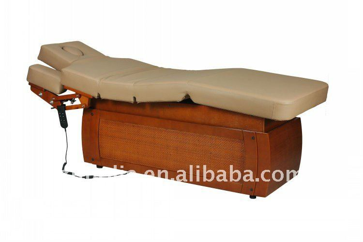 China Newest Luxury Electric Automatic Massage Table