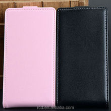Waterproof Smartphone Genuine Leather Flip Cover Case For Nokia N800 RCD03253