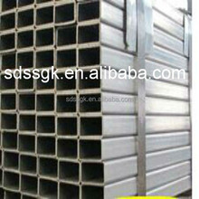 Q235 ISO9001-2008 square steel tube,structural steel section properties