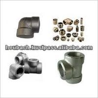Global popular water supply fittings for PE(X)-AL-PE(X) multilayer pipe