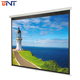 BNT 120 inch self lock manual pull down projector screen for home school BETPS4-120