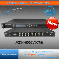 Jiehao HD Mpeg4 DVB-T Receiver with CI Slot