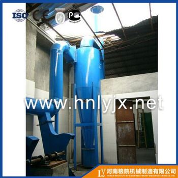 High efficiency cyclone dust collector for industrial