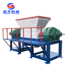 Professional Plastic Shredder For Sale / Used PET Bottle Plastic Recycling Machine Price