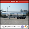3 Axles Aluminum Fuel Tanker Truck