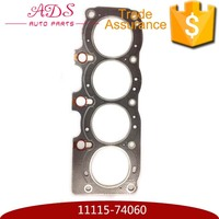 Professional Toyota Cars Cylinder Head Gasket Manufacture 11115-74060