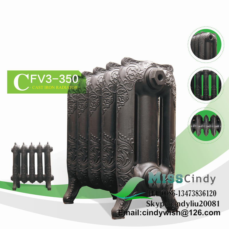 Retro Cast Iron Heating Radiators