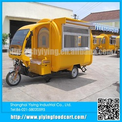 YY-FR220GH new products 2015 European Standard electric food van