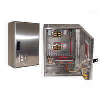 Outdoor Waterproof Stainless Steel Electronic Cabinets