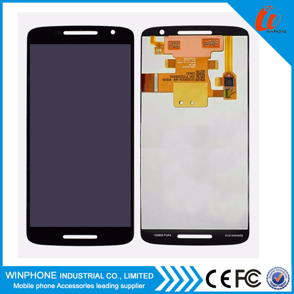 New Arrival for Moto X Play LCD Screen Assembly, For Moto X Play Repair Parts LCD Panel