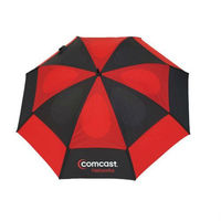comcast double layer golf umbrella Regenschirm made in China