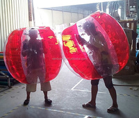Pvc Or Tpu Dia1.2m/ Dia1.5m/ Dia1.8m Inflatable Bumper Ball,Knocker Ball For Sale,Outdoor Loopyball For Kids And Adults