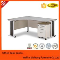 China office working desk models with prices long computer desk