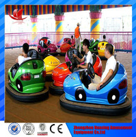 Popular amusement park playing cars electric karting striking bumper car for kids