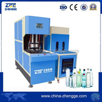 CE Certificated Manual PET Bottle Blowing Machine For Sale