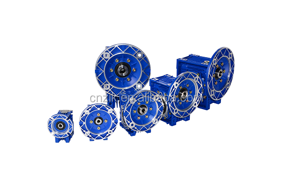 Aluminium worm gear speed reducer