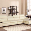 Wholesale Modern Living Room Leather White
