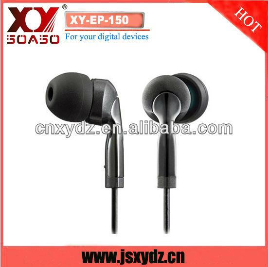 Cheap heavy bass with CE RoHS earphone for samsung s8300