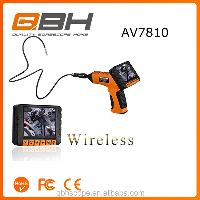 hd videoscope camera inspection camera vehicle tool car inspection repair garage tool