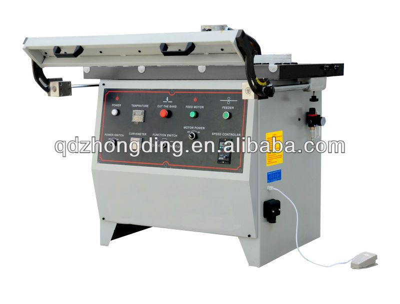 woodworking manual paper banding machine SMF-515B with CE
