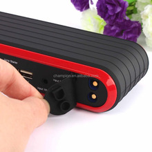 High quality portable 12 v car battery jump starter booster power bank For car