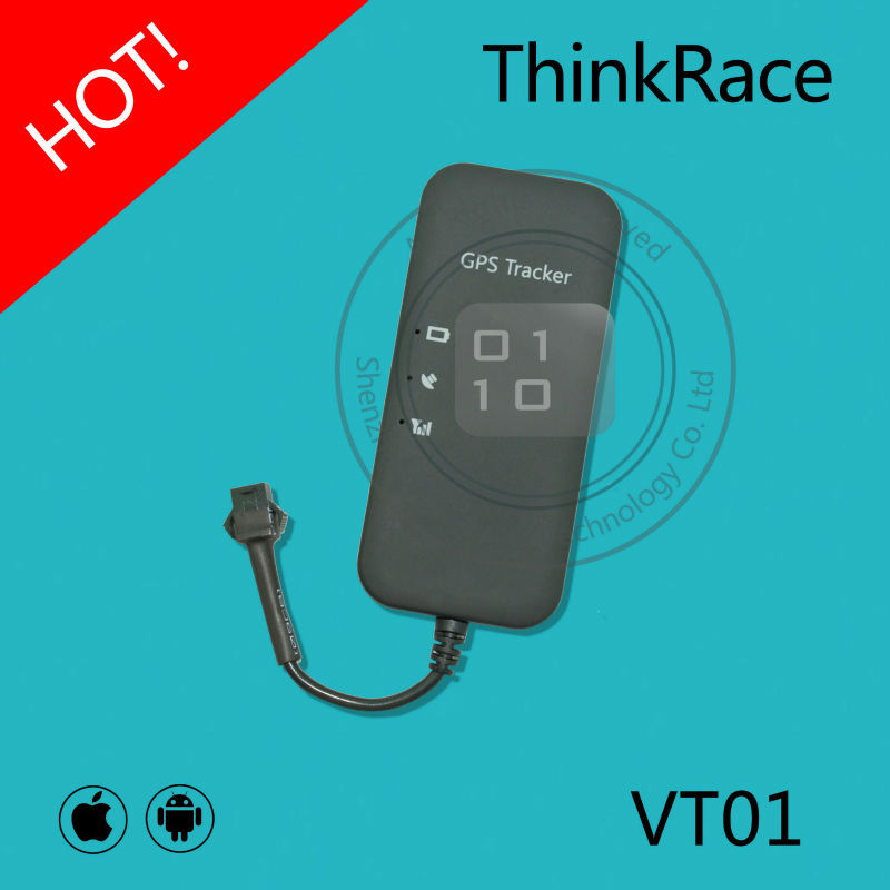 Thinkrace Hot Sale Easy Installation GPS Tracker X009