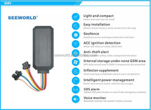 Acc detection engine stop disable anti theft reverse geocoding gps car tracking device free cell phone gps S08V