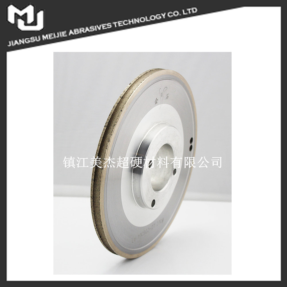 200mm wet cutting sintered metal diamond grinding wheels for grinding glass