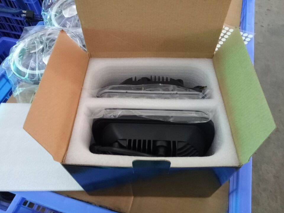 5x7 led headlight packing box